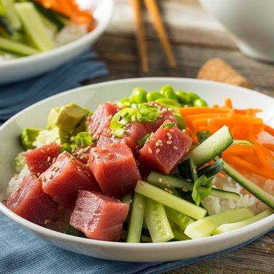 Where to eat poke bowls in the Hague: 5x Poke Restaurants in the Hague