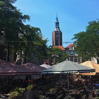 The 15 best cafe terraces in the Hague to enjoy on a sunny day