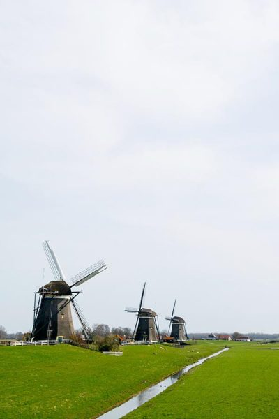 Molendriegang, a beautiful romantic day trip from the Hague
