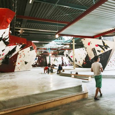 The best places to climb and boulder in the Hague by a local